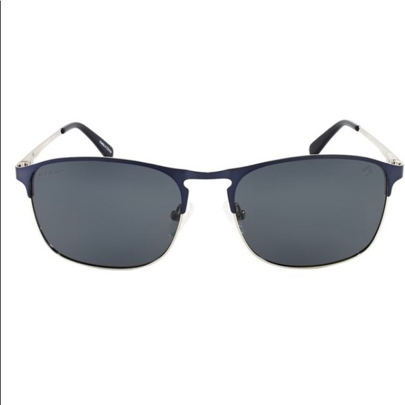 Sperry Other - Sperry Matte Navy & Silvertone Whitecap Sunglasses